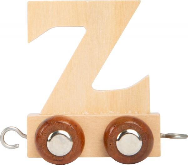 Buchstabenzug - Z