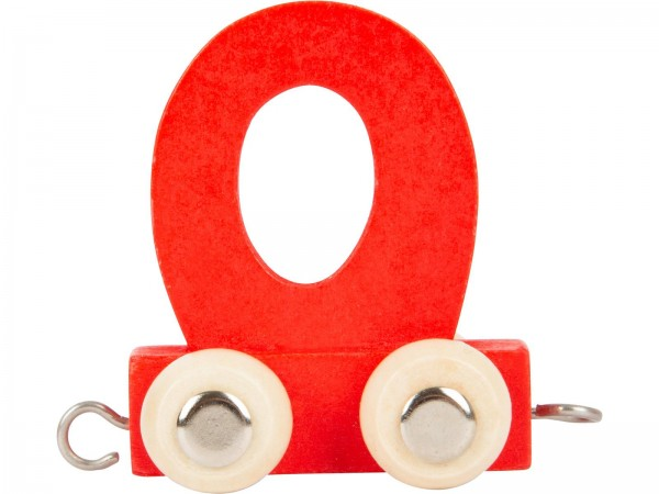 Buchstabenzug BUNT - O