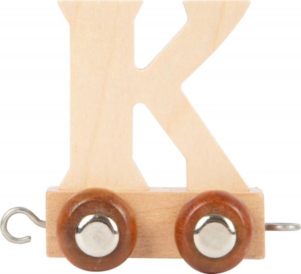 Buchstabenzug - K