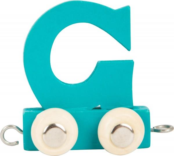 Buchstabenzug BUNT - G