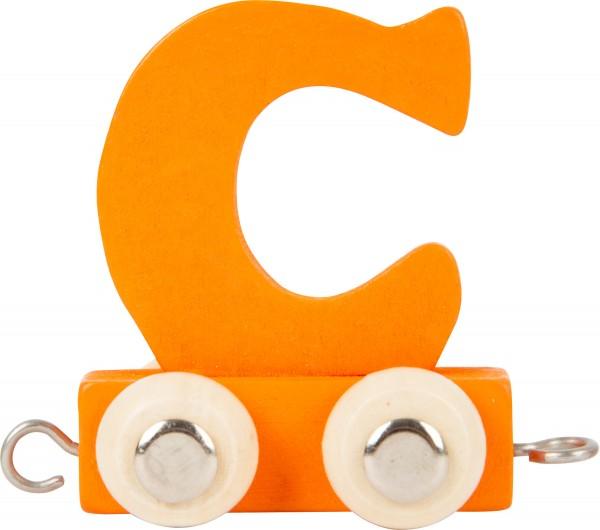 Buchstabenzug BUNT - C
