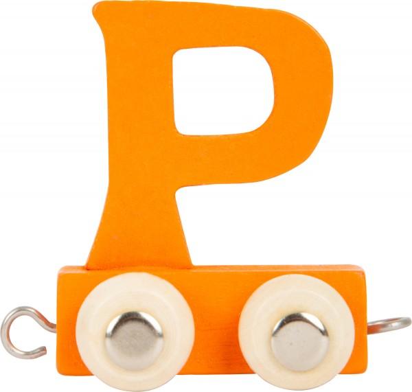 Buchstabenzug BUNT - P