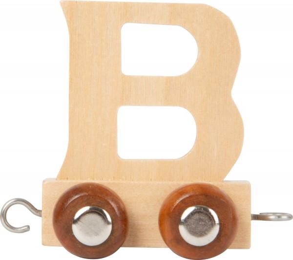 Buchstabenzug - B