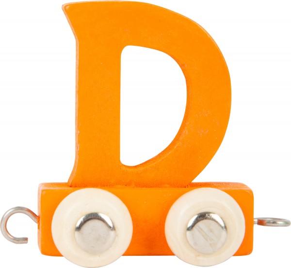 Buchstabenzug BUNT - D