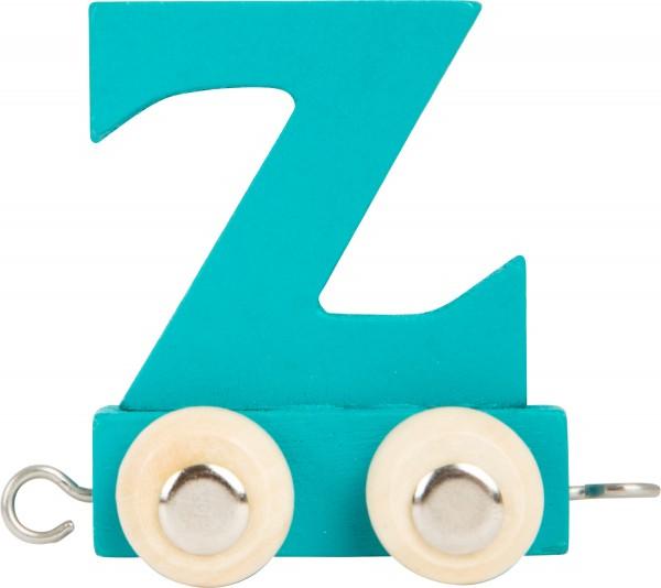 Buchstabenzug BUNT - Z