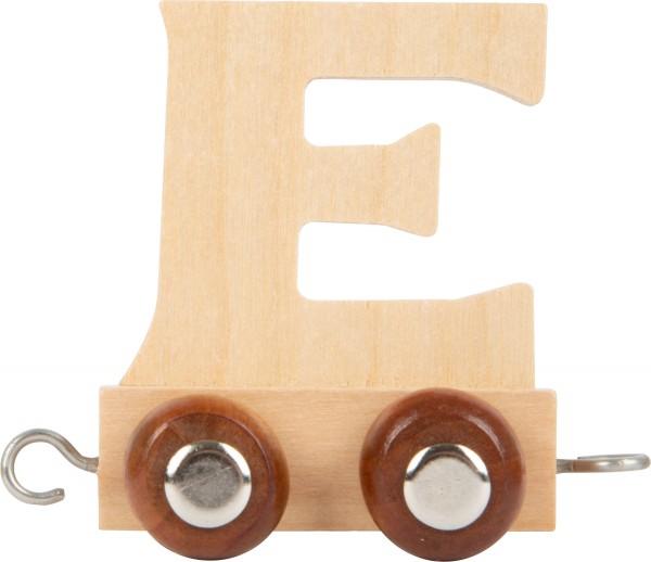 Buchstabenzug - E